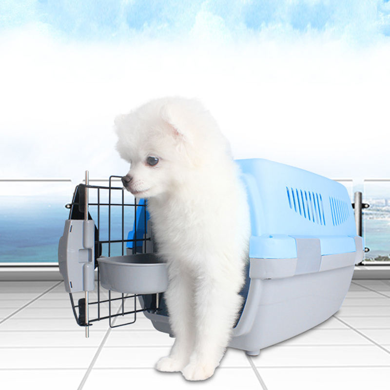Precision Pet Dog Crate Portable Small Animals Enclosure Kennel