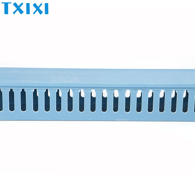 Cable Trunking Price PXC35*35 Low Price Plastic Cable Trunking Size