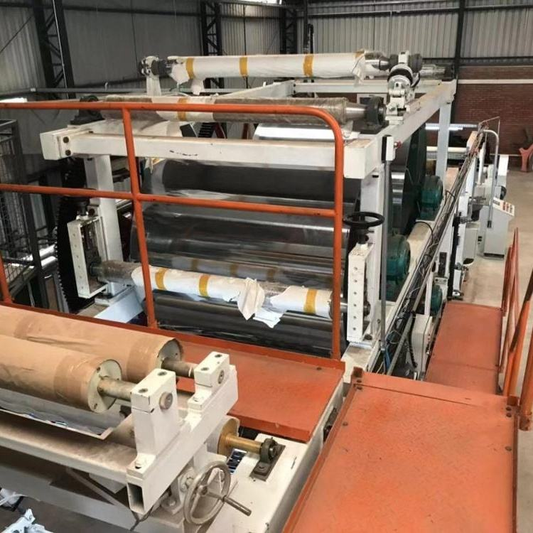 Directe Sublimatie Papier Coating Machine Doctor Blade Coater