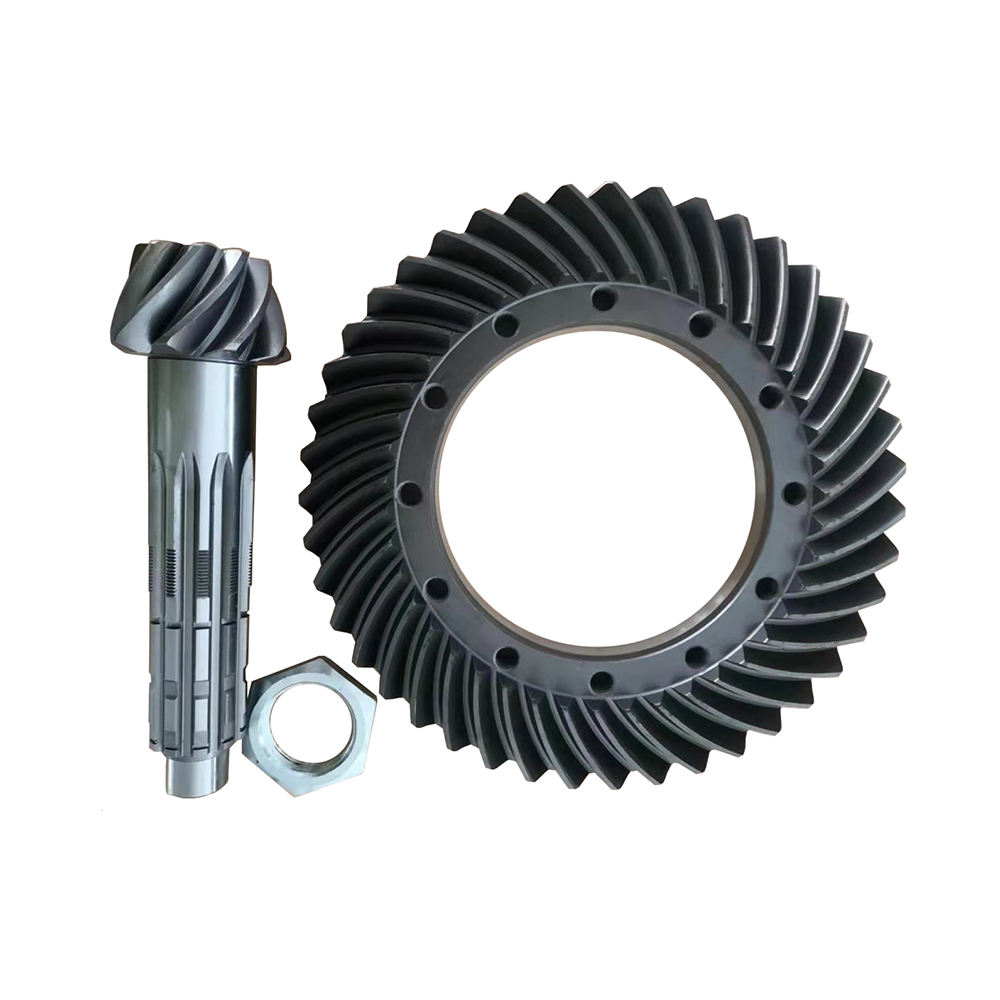 durable crown wheel and pinion gear