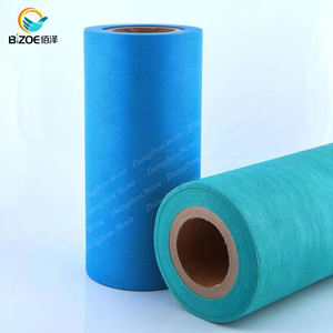 nonwoven fabric bag roll
