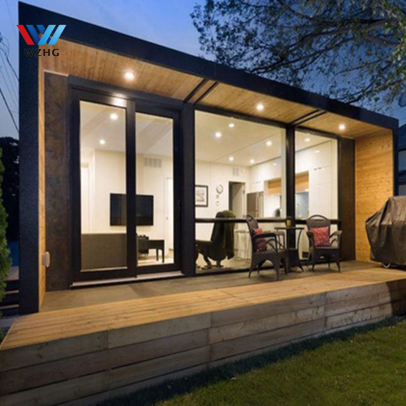 Wholesale Weizhengheng luxury prefab apartments homes shipping container living house homes 40 feet for sale