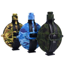 2018 New Products Camping Foldable Drinking Sports Water Bottle