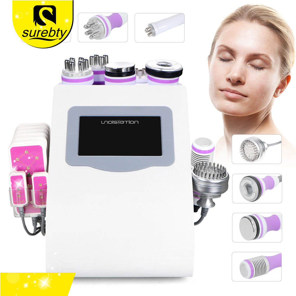 MS-76D1MAXSB body slimming 40k cavitation rf skin tightening machine