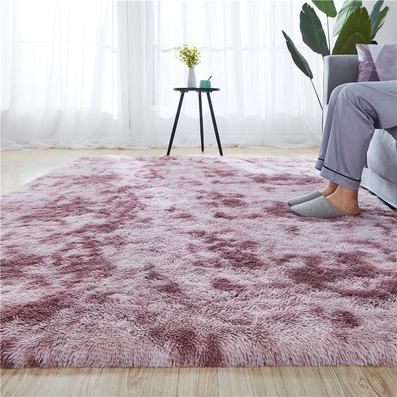 Wholesale Faux Fur Fluffy Carpets for Living Room Alfombras Tapete Para Piso Floor Carpet Rugs