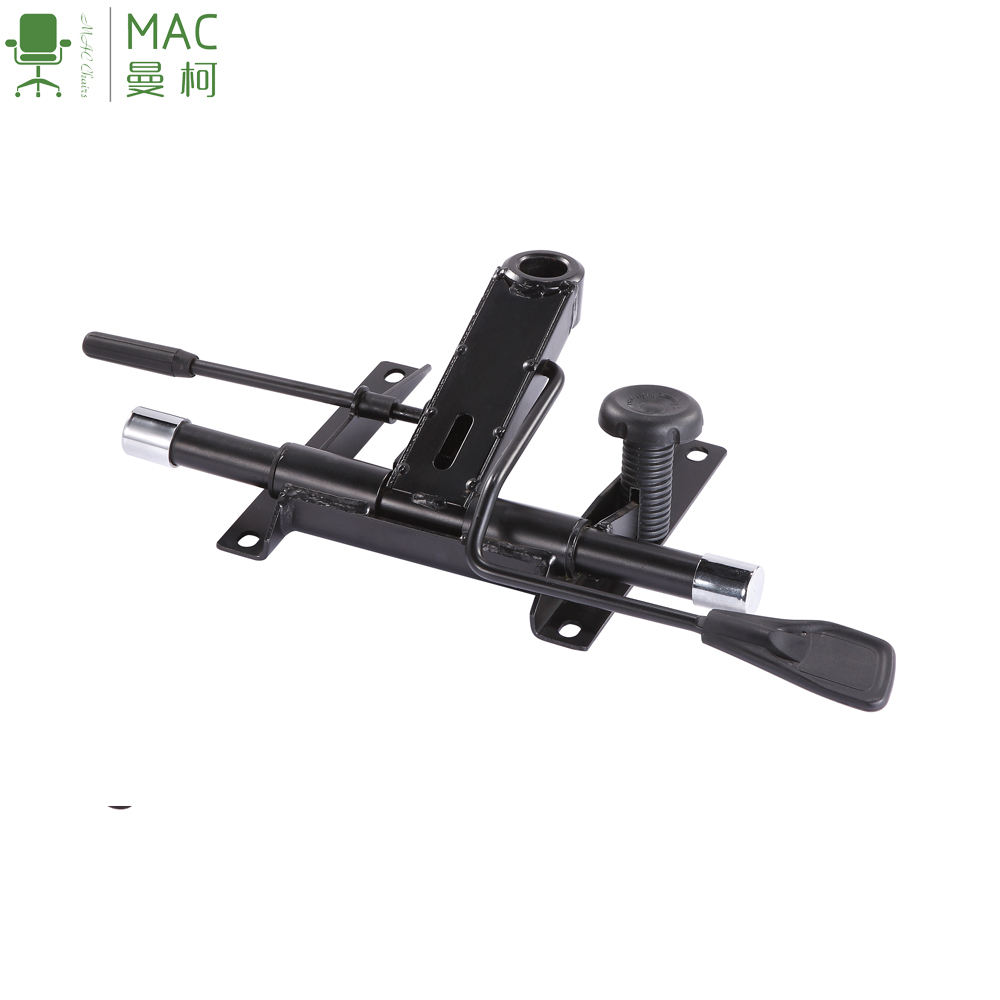 Tablet swivel mechanism tablet chair mechanism synchronous tilt mechanism