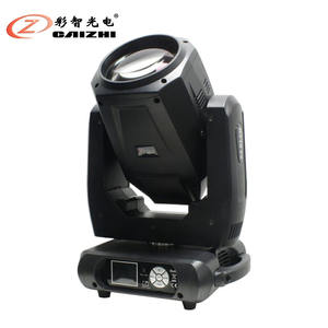 CAIZHI ODM Grosir Produk Baru Shatter Beam Light 8R 250W DMX512 Kontrol RDM Mode Bunga Prism Moving Head cahaya