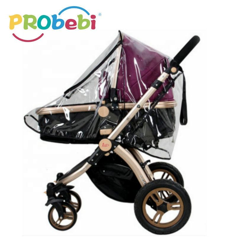 Stroller Rain Cover Waterproof Baby Care Kit Protect Stroller