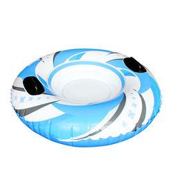 Custom PVC Thicken  ski ring inflatable snow tube