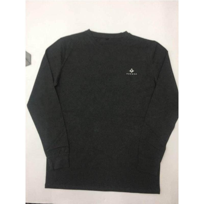 3104 stock apparel men long sleeve t shirt stock wholesale Inventory goods
