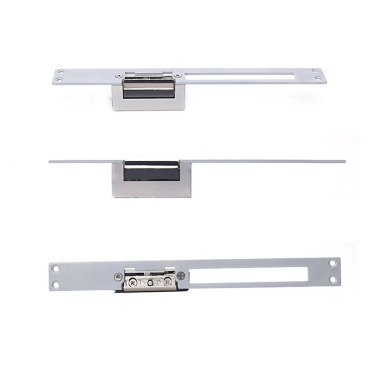 Beck Fail secure glass door 12 dc electric strike lock