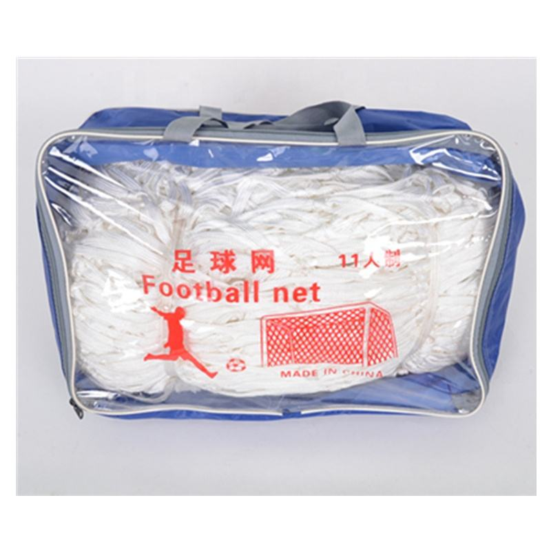 high quality football net soccer net sports rebounded goal net