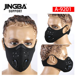 JINGBASUPPORT Earloop face maskwith 5-layer filter element  filters  Riding Bike Mask outdoor