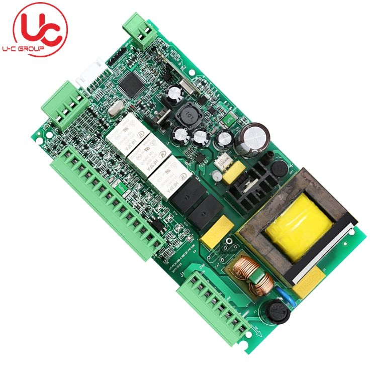 Shenzhen Electronic PCB of Portable Air Conditioner Frequency Inverter Integrated PCBS Circuit For Cars PCB Assemble PCBA