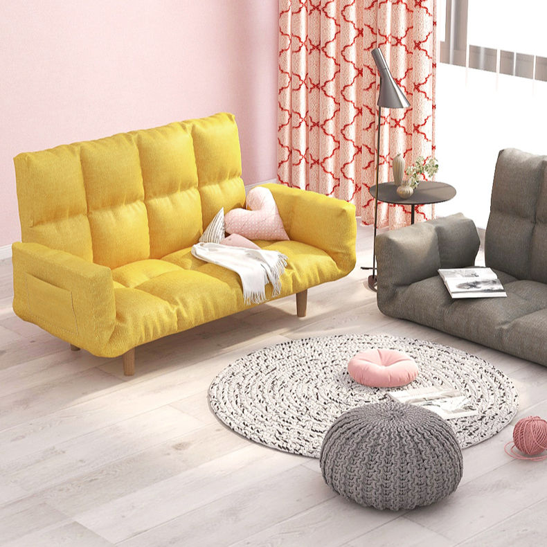 Lounger sofa bedroom small sofa family single sofa bed