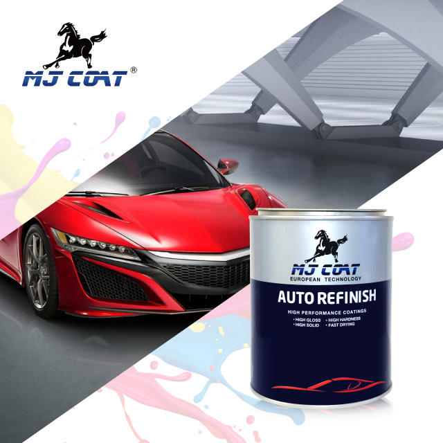 Car Paint 1k Automotive Primer With High Coverage Power