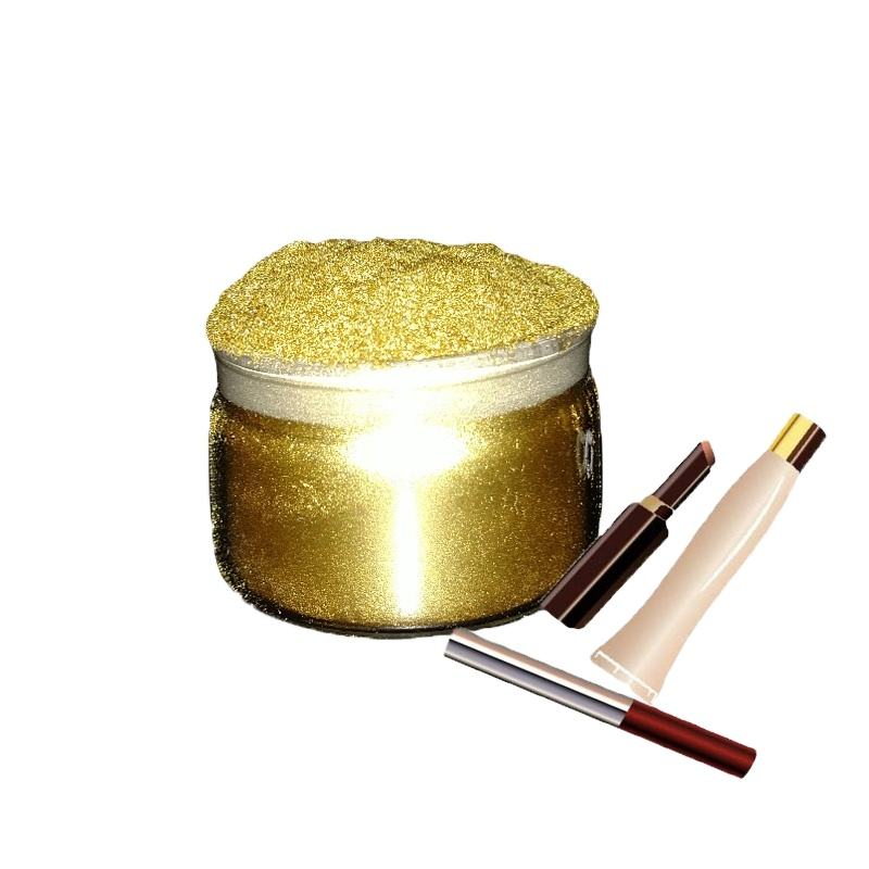 color pigments color powder spray pigment gold flakes gold metallic powder coating for cosmetics
