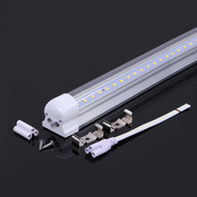 V-Shape T8 Integrated Led Tube Light With Intertek Led Lighting 4ft 5ft 8ft 28w 36w 42w 65w 1200mm 1500mm 1200mm 2400mm