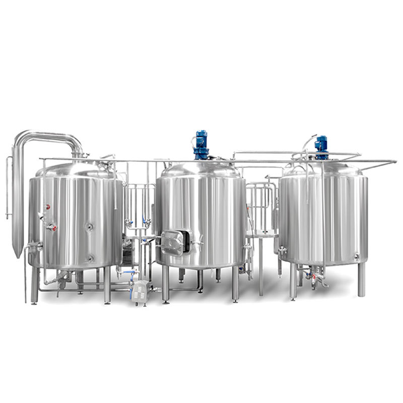 Hotel Pub Microbrewery Craft beer brewing equipment beer brewery machine for producing beer