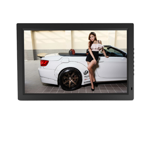 CE ROHS 23,6 Zoll USB Touch Screen Kamera IPTV Bluetooth Auto Media Player 12V Mit Wifi