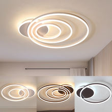 Excellent quality home decorate metal fancy lighting modern led ceiling lamp