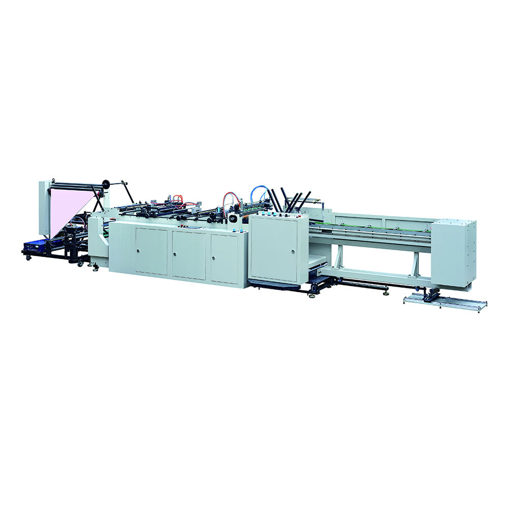 High quality automatic side sealing wicket bag making machine for plastic side seal ice bag making machine