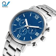 Sapphire glass  316L / 904 stainless steel watches with Swiss movement CE/ROHS approved