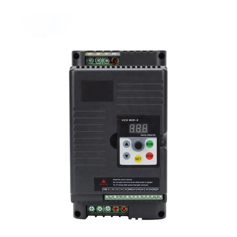 1ph eingang 3ph ausgang 0.75kw 220V 1HP VFD Used in eis maschine AC stick Inverter