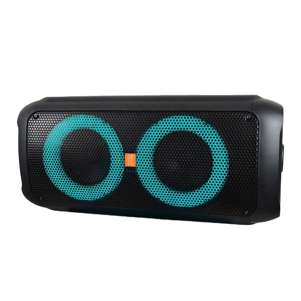 FEIYANG portable bluetooth jbls partybox led light private mold rechargeable speaker home theatre outdoor FG206-07 woofer