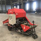 India small automatic mini hay straw grass baler machine