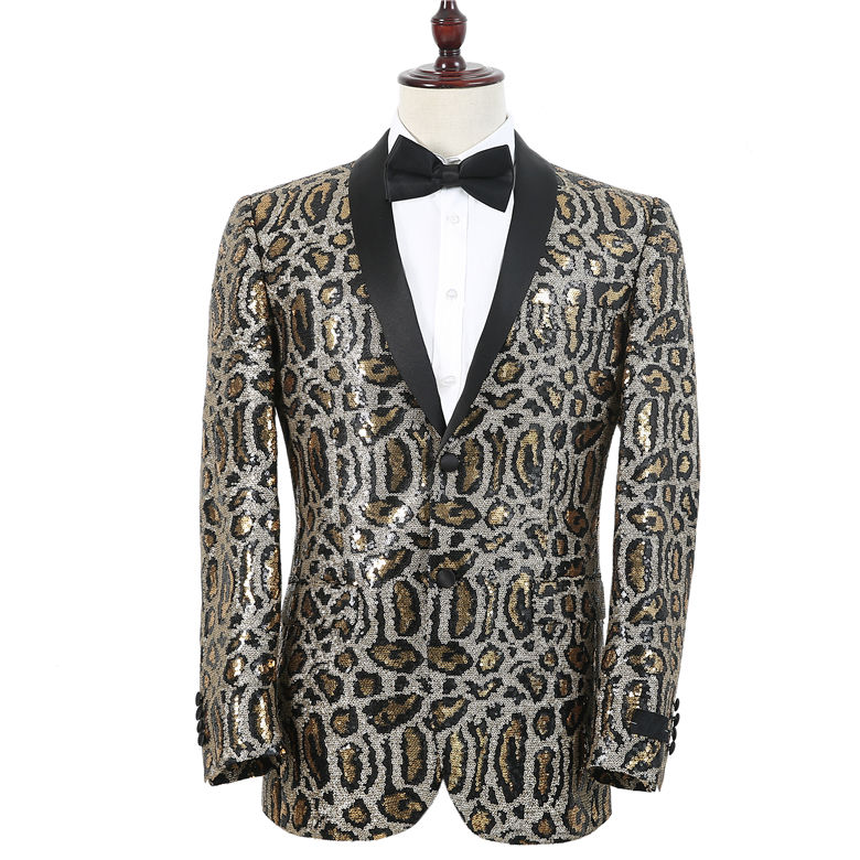 Blazer New Italy Customized Men's tuxedo