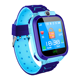 Q90 High quality gsm touch screen SOS calling gps tracker Kids Smart Watch