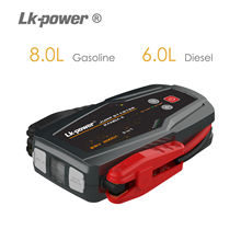 Emergency Power Booster Car Auto Battery Mini Jump Start