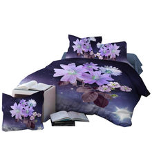 Brand Bed Cover Customized Designs HD Digital Printed 3D Duvet Cover Sets Custom Printed bedding bedsheet set