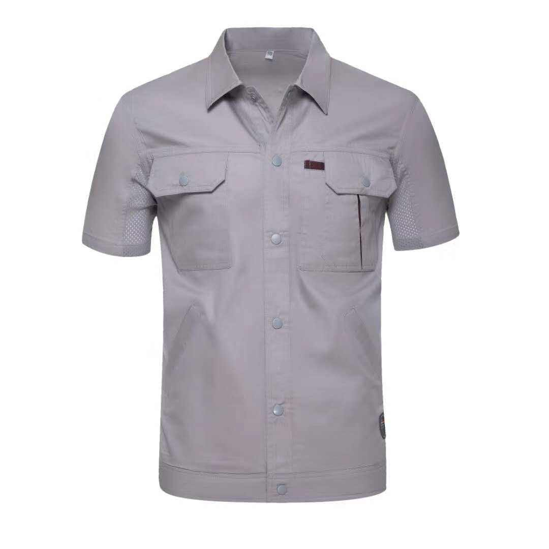 cheap work uniform breathable shirt polo work wear working uniform