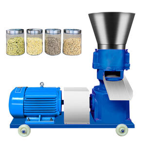 Poultry Chicken Feed Pellet Machine Fish Feed Making Machine Animal Feed Processing Machines