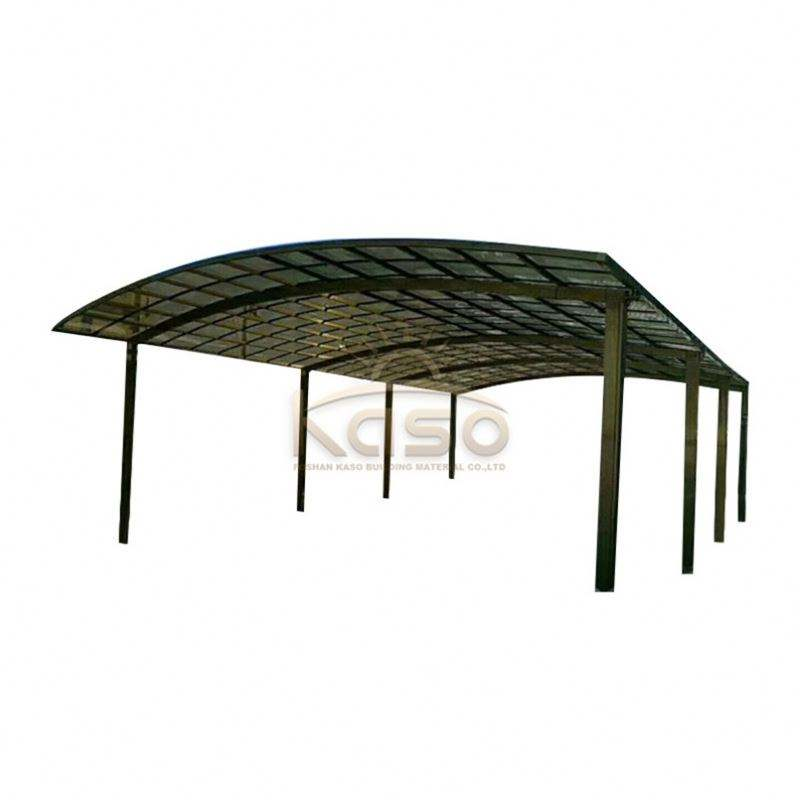 Shed Portable Polycarbonate Roofing Garage Tent Carport