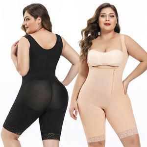 Accept OEM private label women shapewear body slimmer shaper