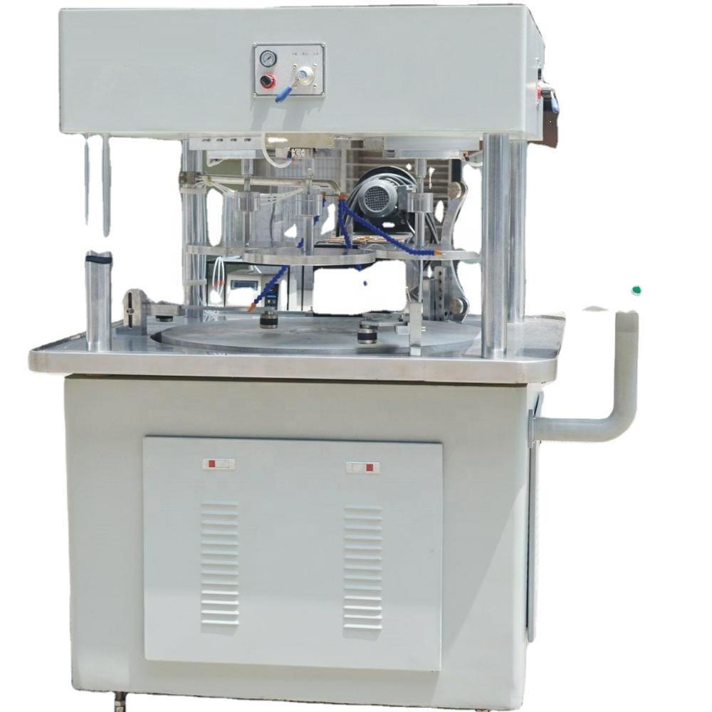 Fd-9103x single side lapping machine is suitable for high precision single side lapping and polishing of large workpiece