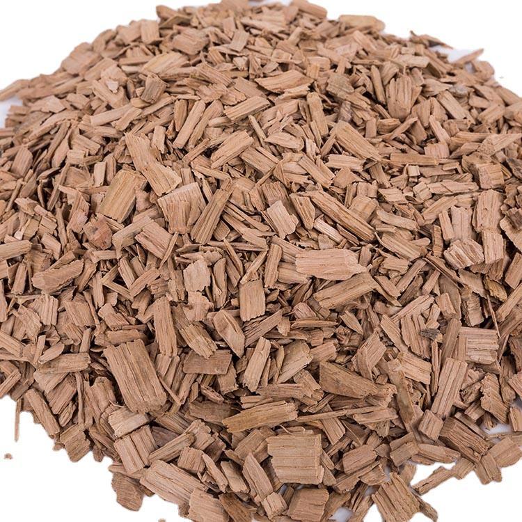 Chinese Oak Nearly Mizunara Natural Color Oak Wood Chip