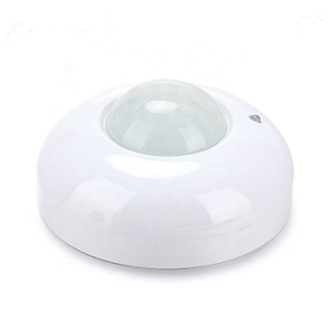 Hot sale 10Sec-7Min time setting mini PIR infrared motion sensor