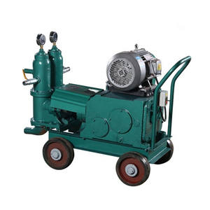 UB-6 Mortar Grout Pump piston Cement Pump is an advaned grouting machine;