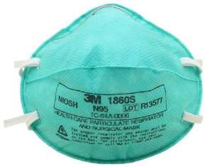 3m face mask n95 1860