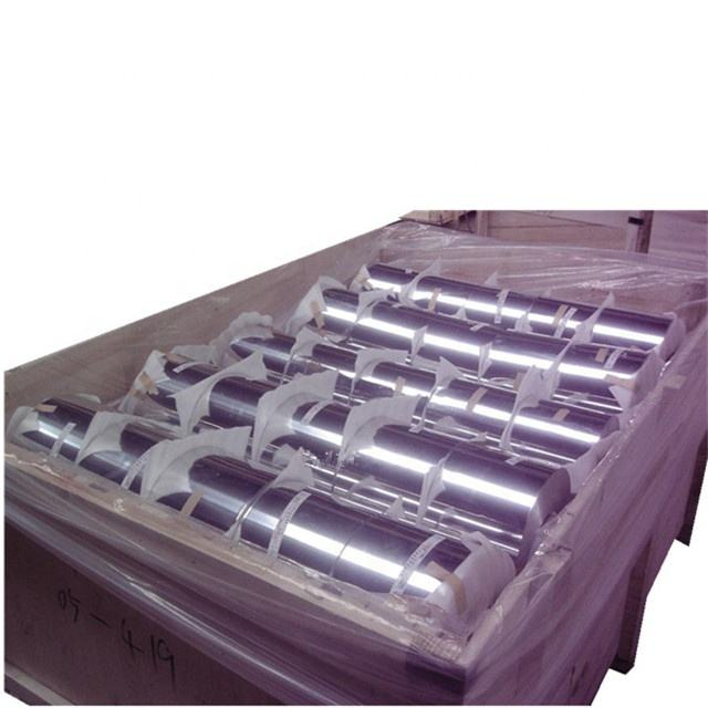 Surface Oiled Aluminum Foil 3003 H24 for Food Container with best Price