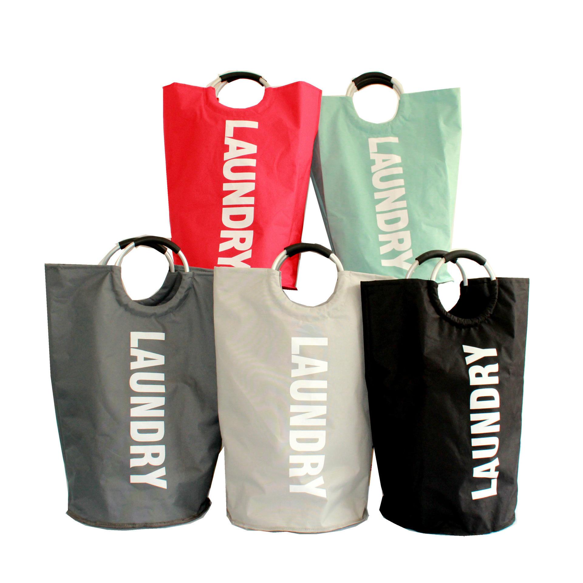 <span class=keywords><strong>Moda</strong></span> plegable bolsa de la ropa al por mayor de almacenamiento de uso en <span class=keywords><strong>casa</strong></span> bolsa de lavandería