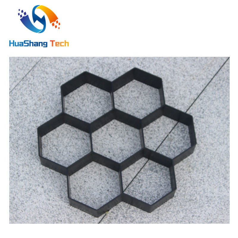 DIY garden concrete Pavement molds Hot Sell Products Stepping Stone Paving Mould Walkway Path Maker