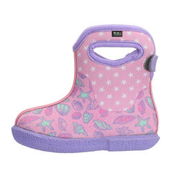 Baby Neoprene Boots Non-slip Waterproof Rubber Insulated Outdoor Rain Boots