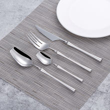 Lower Price stainless steel spoon dessert stainless steel spoon fork and knife