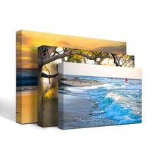 Custom order wholesale wall art paintings stretched canvas prints for decoration