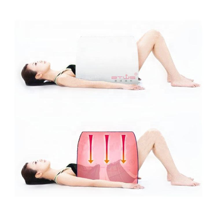 Cheap and Useful Ovary Care Equipment Infrared Half Body Sauna Dome for Woman Girl Lady Gym Fitness